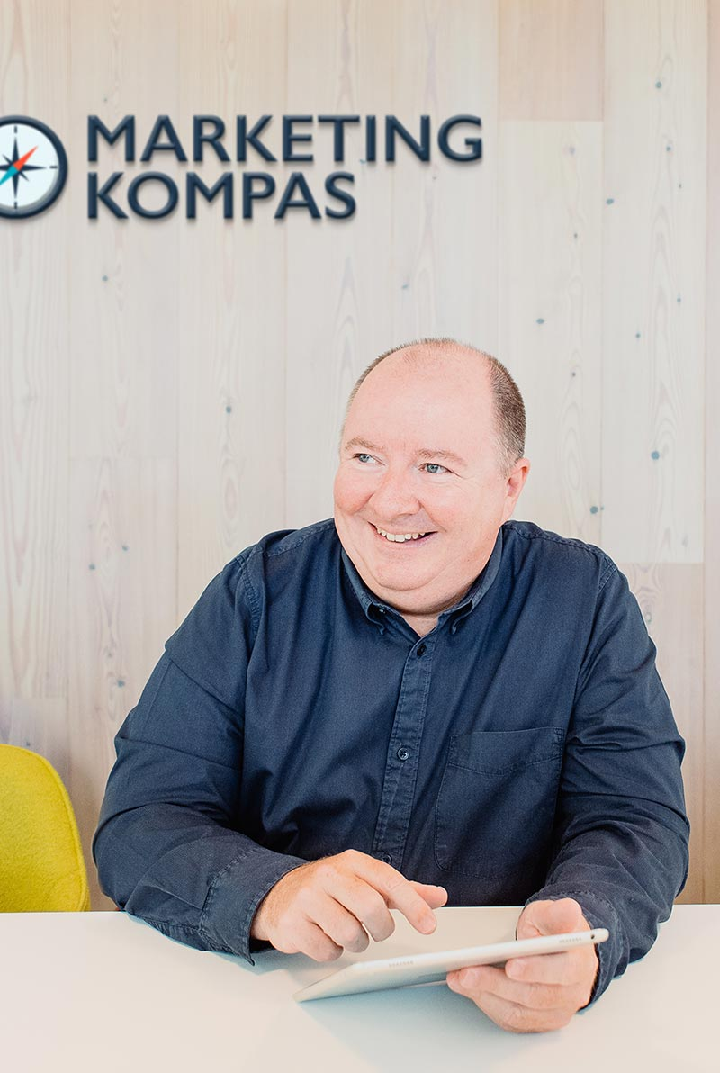 Luc Bonnaerens Marketingkompas