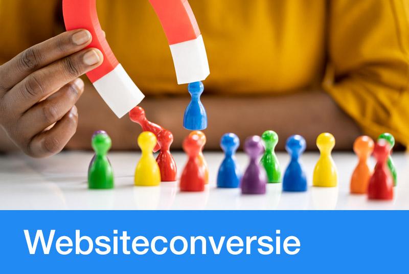 Website conversie training